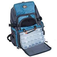 Рюкзак Ranger bag 5 с коробками для рыбалки и чехлом для очков