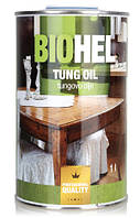 BIOHEL TUNG OIL (ТУНГОВОЕ МАСЛО) 1 л.