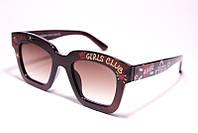 Солнцезащитные женские очки Docle & Gabbana (копия) 1811 C2 SM