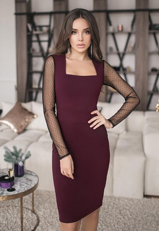 94ec2359c4f Женское облегающее платье футляр - ARUT Кожаная обувь и галантерея в  Николаеве