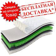✅ Ортопедический матрас  Alfа/Альфа 70x190 см. Sleep&Fly Organic