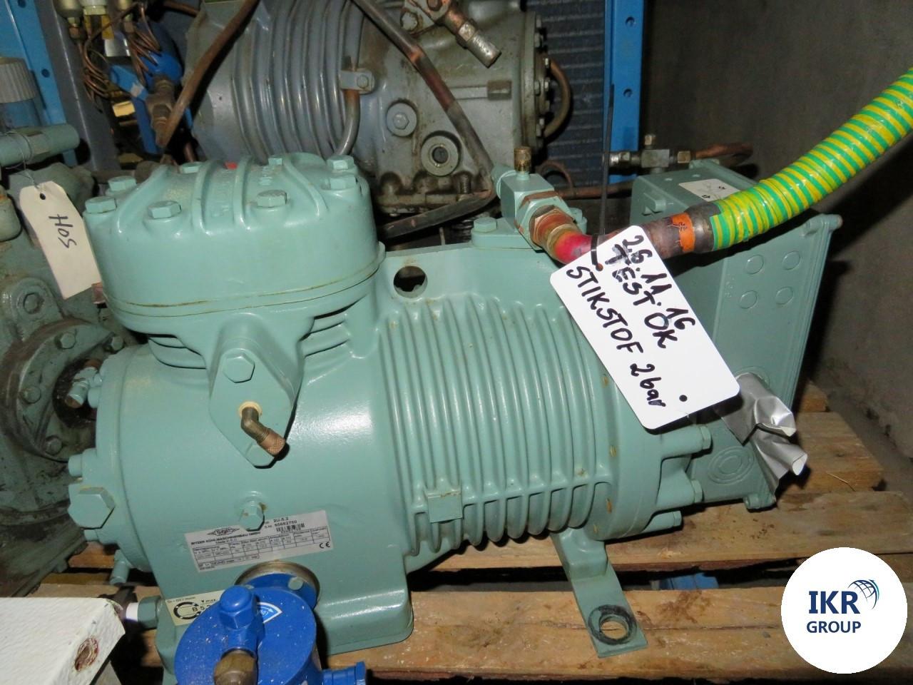 Холодильный Б/У компрессор Bitzer 2U-5.2(Y)