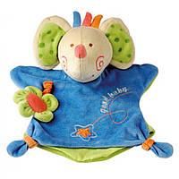 игрушка платочек Bino слон