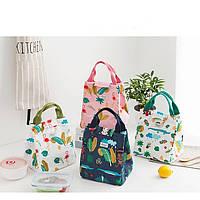 Ланч бэг (термосумка), сумка для ланч, сумка для еды, фото 1