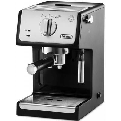 Кофеварка DeLonghi ECP 33.21 BK Silver U0176316
