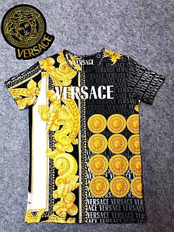 d9fb92d4e78c8 Мужская футболка. Реплика VERSACE Мужская одежда: продажа, цена в ...