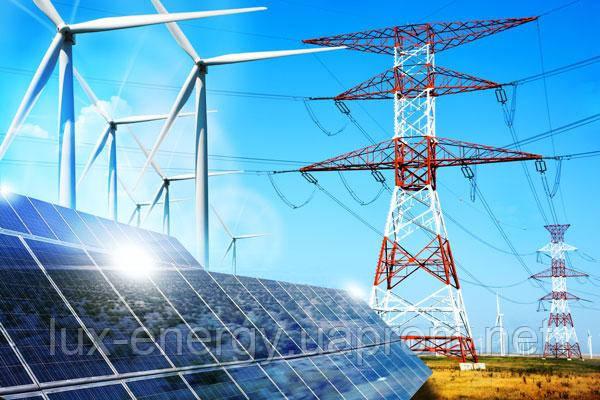 Супровід будівництва об'єктів електроенергетики