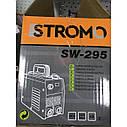 Инверторный сварочный аппарат Stromo SW-295, фото 6