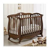 Кроватка детская Baby Italia ANDREA LUX ANTIQUED WALNUT