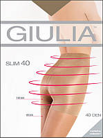Колготки с мощным утягивающим эффектом GIULIA Slim 40