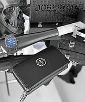 Клатч Philipp Plein D2046 черный, фото 1