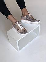 Кроссовки женские кожаные комбинированные Carlo Pachini, фото 1