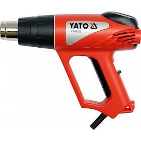 Фен технічний 2000Вт 0~550°C YATO YT-82288