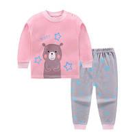 Пижама детская для девочки Мимишка