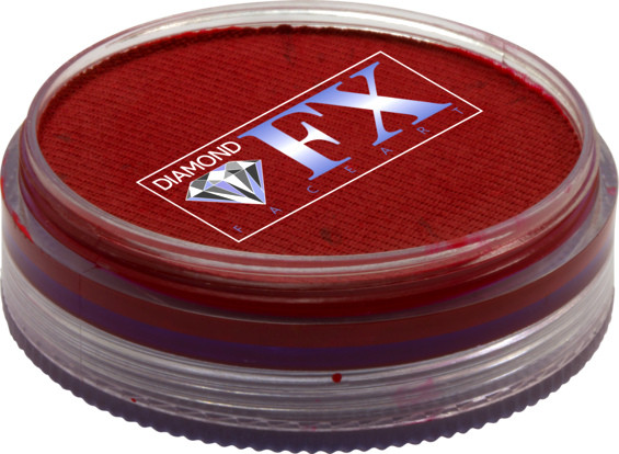 Аквагрим Diamond FX основной Красный 45g
