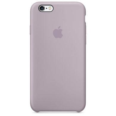 Чехол iPhone 6/6s Silicone Case OEM (Lavender )