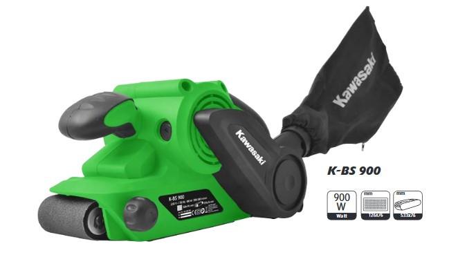 Ленточная шлифмашина K-BS 900-1  KAWASAKI