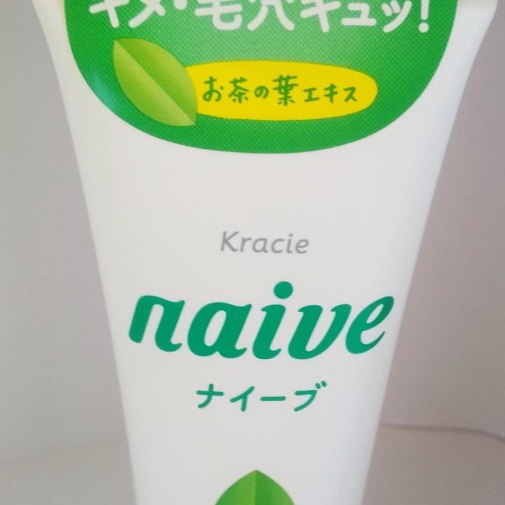 Пінка для вмивання з екстрактом чайного дерева Kracie Naive Сleansing foam, 130 г