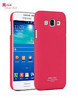 Пластиковый чехол Imak для Samsung Galaxy E5 E500H/DS розовый