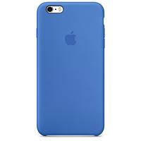 Чехол iPhone 6/6s Silicone Case OEM (  Blue  )