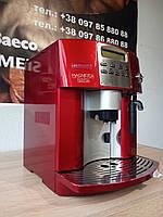 Кофемашина Delonghi MAGNIFICA Rapid Cappuccino Red ESAM 3400