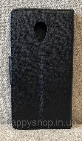 Чехол-книжка Goospery для Meizu M2 (M2 mini) Black, фото 2