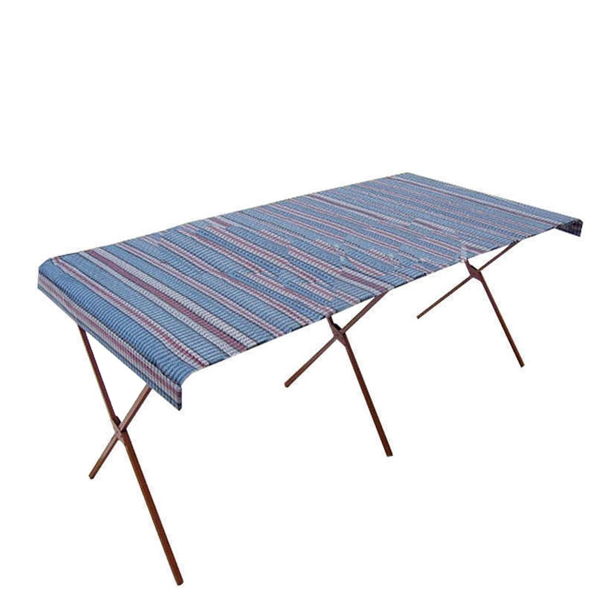 Стол торговый раскладной 2,5*1 м