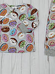 """Детский комплект из двух предметов"""" Пончики"""", фото 2"""