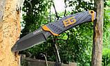 Нож для выживания Gerber Bear Grylls Fixed Blade, копия., фото 3