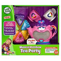 LeapFrog Musical Rainbow Tea Музыкальный чайный сервиз с тортом