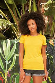 Облегчённая женская футболка