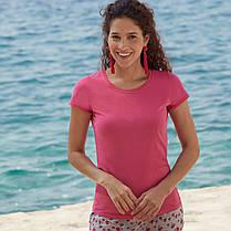 Облегчённая женская футболка, фото 2