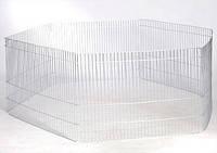 Вольер для мелких животных 6 секций(70х50cм)