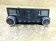 Блок управления печкой климатом Volkswagen Touareg Туарег Таурек 2002-2006