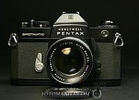 Pentax SP IIa Super-Takumar 55mm f1.8  , фото 1