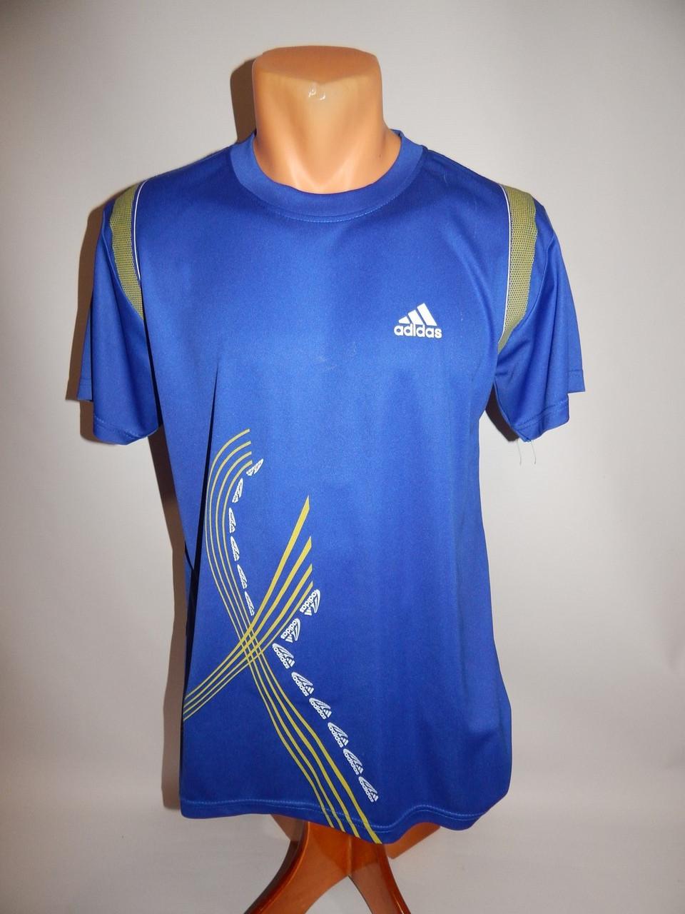 a829ca9bf9a Мужская спортивная футболка Adidas реплика р.48 026Ф   продажа
