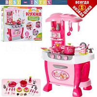 Детская кухня 008-801 Розовая
