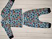 """Детский комплект из двух предметов кофточка с штанишками для новорожденных"""" Прогулка"""", фото 3"""