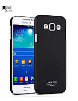 Пластиковый чехол Imak для Samsung Galaxy E5 E500H/DS черный
