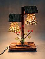 Декоративная лампа-ночник