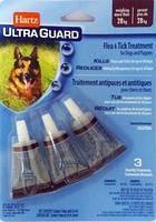 Hartz (хартц) ultraguard капли на холку для щенков и собак более 28 кг от блох, клещей и комаров