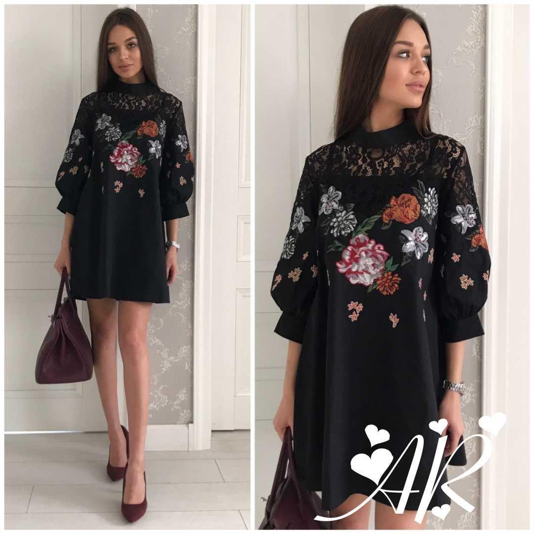 2f411fcbd14 Красивое платье женское коттоновое