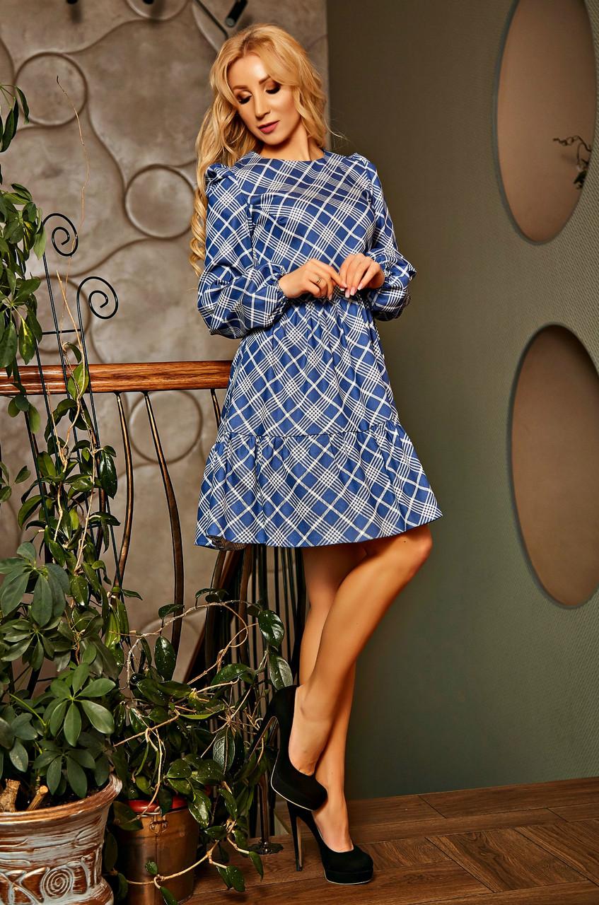 a84ee7c8eb4 Женское платье свободного кроя