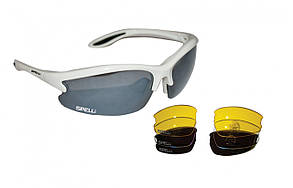 Очки SGL-643 белые
