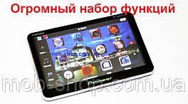 "Автомобильный GPS навигатор 5"" Pioneer P-6603TV 4Gb FM трансмиттер Bluetooth"