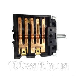 Переключатель на электроплиту 16А 250В 5 контактов ST 216