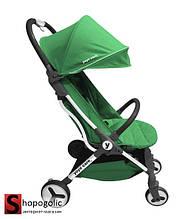 Детская Прогулочная Коляска Yoya Care Future Зеленая
