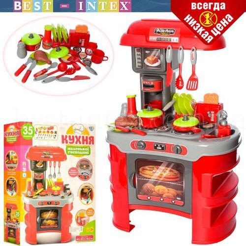 Детская Кухня 008-908А Красная