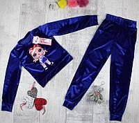Спортивный костюм на девочку с куколкой Лол детский, фото 1