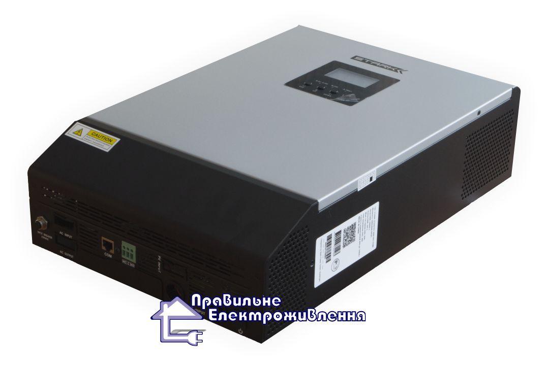 Перетворювач напруги Stark Country 5000 inv + контролер заряду 60А
